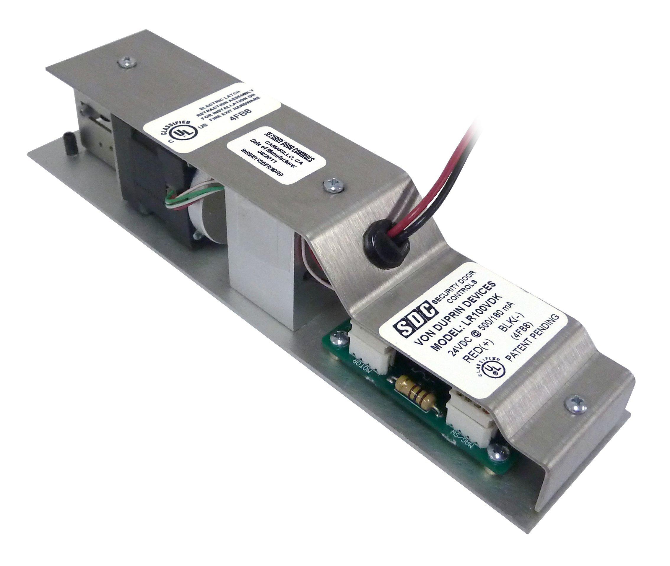 SDC LR100CRK Quiet Duo Dual Latch Retraction-Corbin Russwin Retrofit Kit