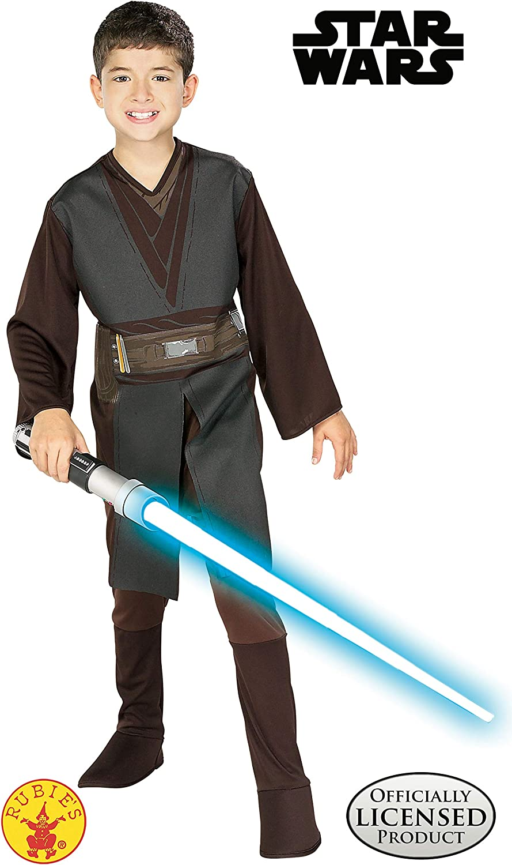 Rubies Star Wars Classic Childs Anakin Skywalker Costume, Medium