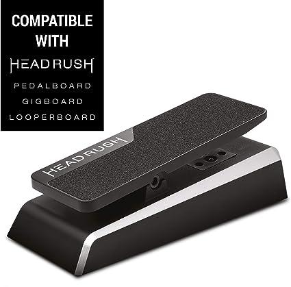 HeadRush expression pedal - Pedal de expresión para pedaleras ...
