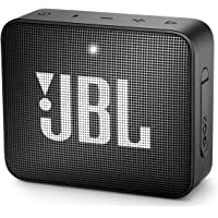 JBL GO2 Waterproof Ultra Portable Bluetooth Speaker Black