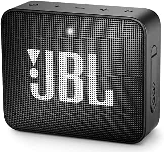 Amazon Com Jbl Go2 Waterproof Ultra Portable Bluetooth Speaker Black Electronics
