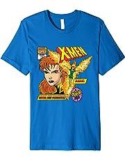 Marvel X-Men The Phoenix Mutant Jean Grey Comic T-Shirt
