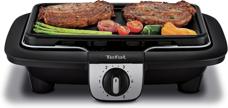 Tefal YY3818FB Barbecue Électrique Multifonction de Table