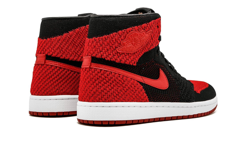 brand new 2db5e 91334 Amazon.com   Air Jordan 1 Retro HI Flyknit - 919704 001   Basketball