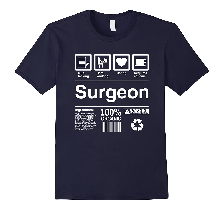 Surgeon T Shirt  Funny Surgeon Gifts-PL