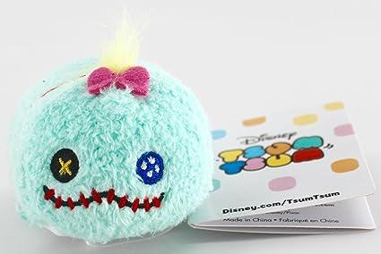 Disney Tsum Tsum Scrump - Lilo and Stitch - Japan Disney Store Exclusive