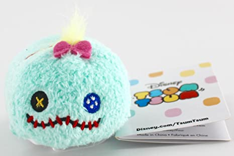 Disney Tsum Tsum Scrump - Lilo and Stitch - Japan Disney Store Exclusive