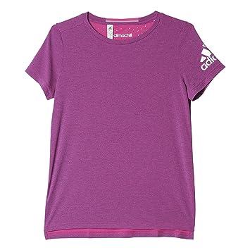 Adidas Climachill tee - Camiseta para Mujer: adidas Performance: Amazon.es: Deportes y aire libre