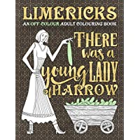 Limericks: An Off-Colour Adult Colouring Book