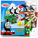 Amazon.com: Thomas the Train Coloring Activity Set With Twist ...