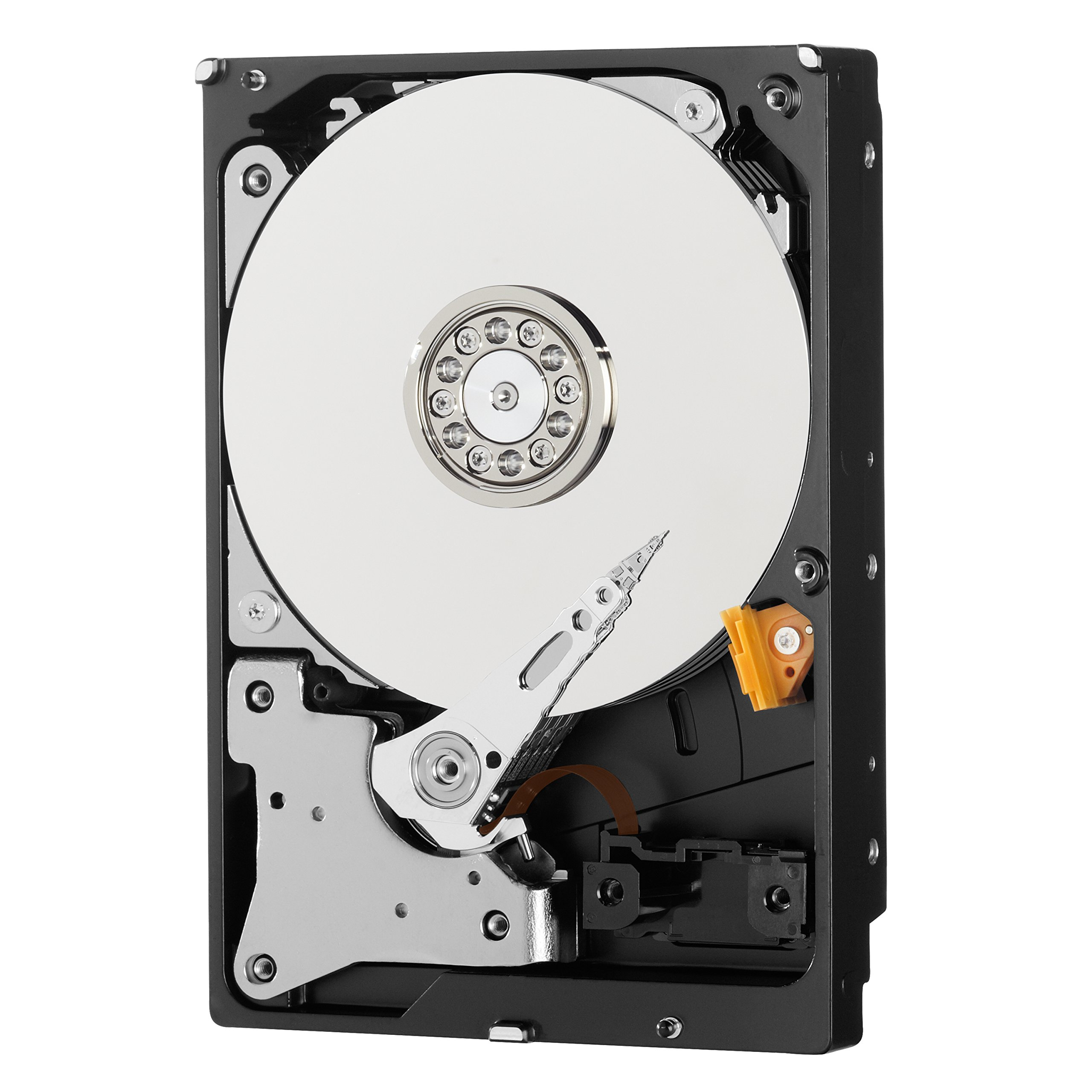 WD Red 6TB NAS Internal Hard Drive - 5400 RPM Class, SATA 6 GB/S, 256MB Cache, 3.5'' - WD60EFAX by Western Digital (Image #5)