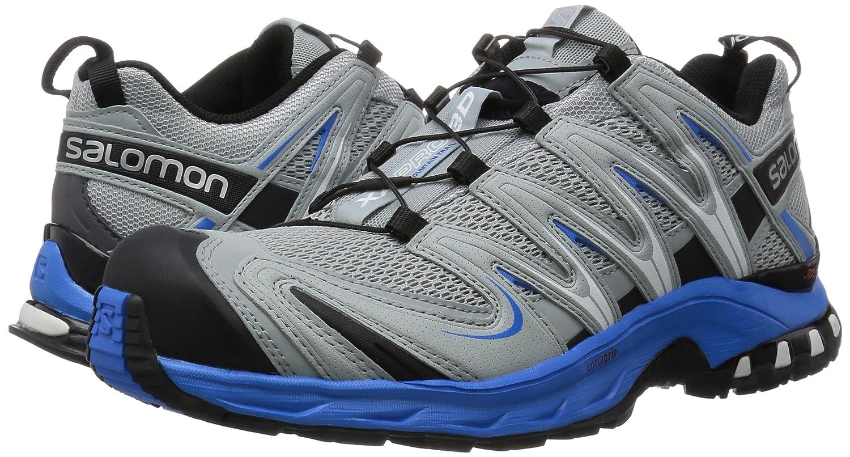 Femme XA Pro 3D Chaussures de Course à Pied et Trail Running, Synthétique/Textile, Noir, Pointure: 45 1/3Salomon