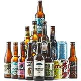 Beer Hawk British Beer Case - 15 Beers per Case - British Beer Present Idea