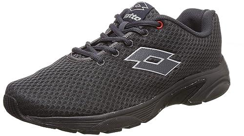 Buy Lotto Run PRO Dark Grey Sport Shoes