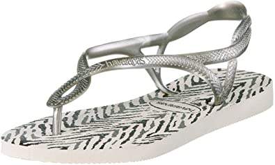 f08cd9437c82 Havaianas Luna Animals Women s Intermediate Platform Sandals