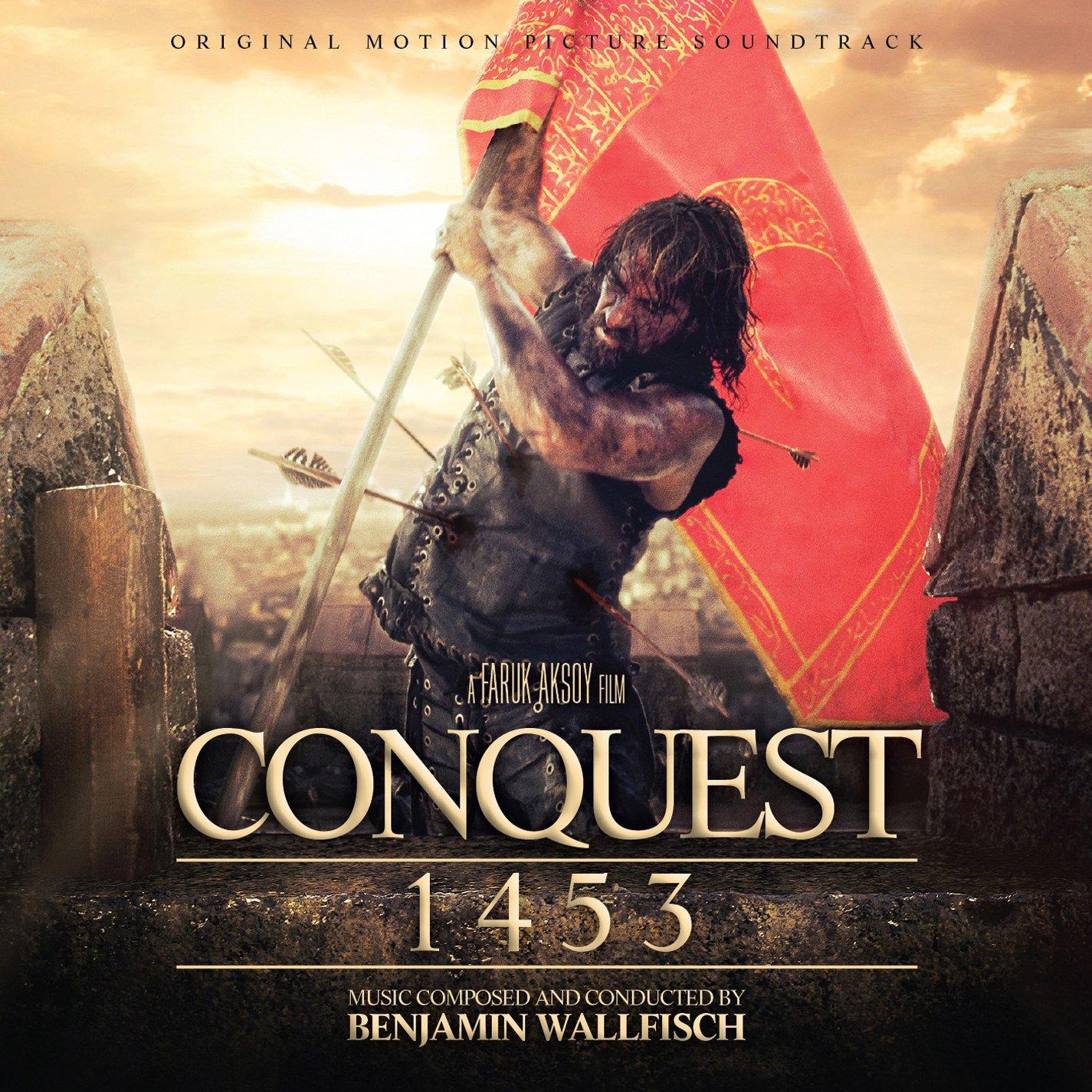 Conquest 1453 (original motion picture soundtrack) by various.