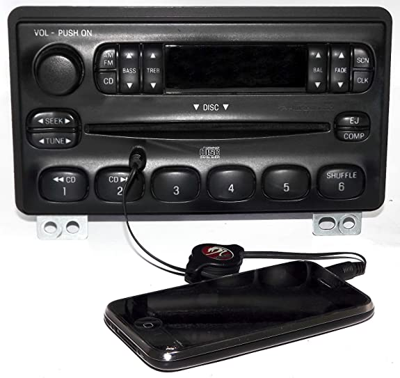 Amazon Ford Mercury 0105 Explorer Radio Am Fm Cd Player W Rhamazon: 2003 Ford Explorer Radio Cd Player At Elf-jo.com