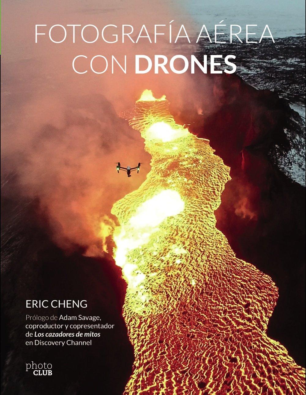 Fotografía aérea con drones (Photoclub): Amazon.es: Eric Cheng: Libros