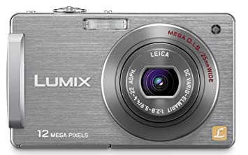 Panasonic DMC-FX580 Digital Camera Windows