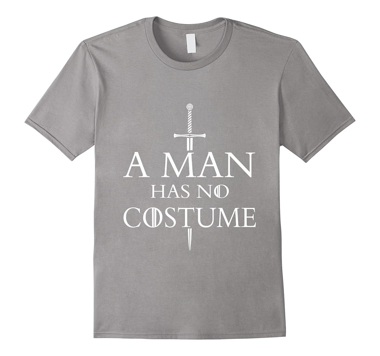 A man has no costume-Art