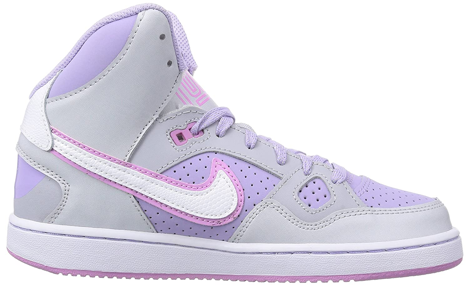 Nike Of Force Mid (Gs), Chaussures de basketball fille: Amazon.fr:  Chaussures et Sacs