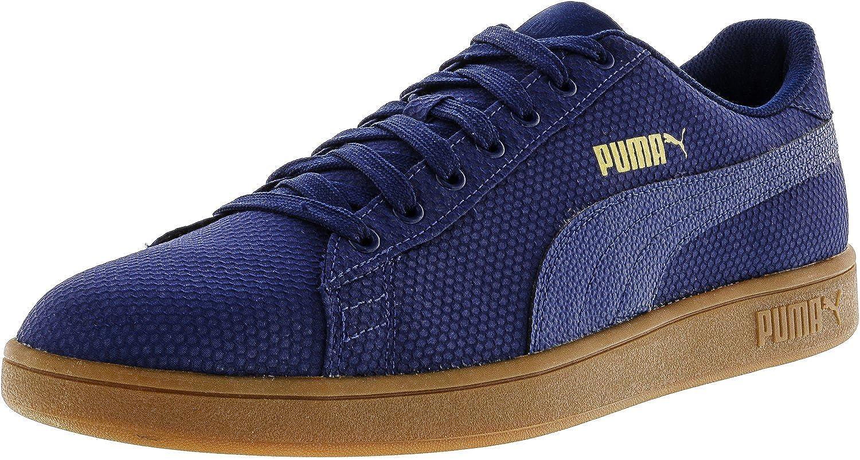 Puma Men's Smash V2 Ripstop Blue Depths