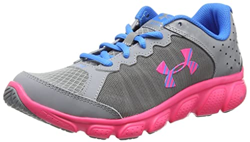 6467db9822393 Under Armour Men's Boys' Grade School Micro G Assert 6 Running Shoe