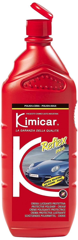 Kimicar 0581000 Reflex Polish Crema polissante sin Silicona 1 L, Gris KIMICAR SRL