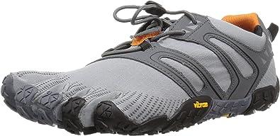 Vibram Fivefingers V-Trail, Zapatillas de Running para Asfalto Hombre: Amazon.es: Zapatos y complementos