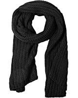 Women Men Winter Thick Cable Knit Wrap Chunky Long Warm Scarf All Colors