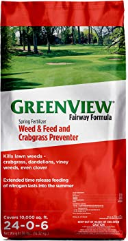 GREENVIEW 36 pounds Granular Weed And Feed