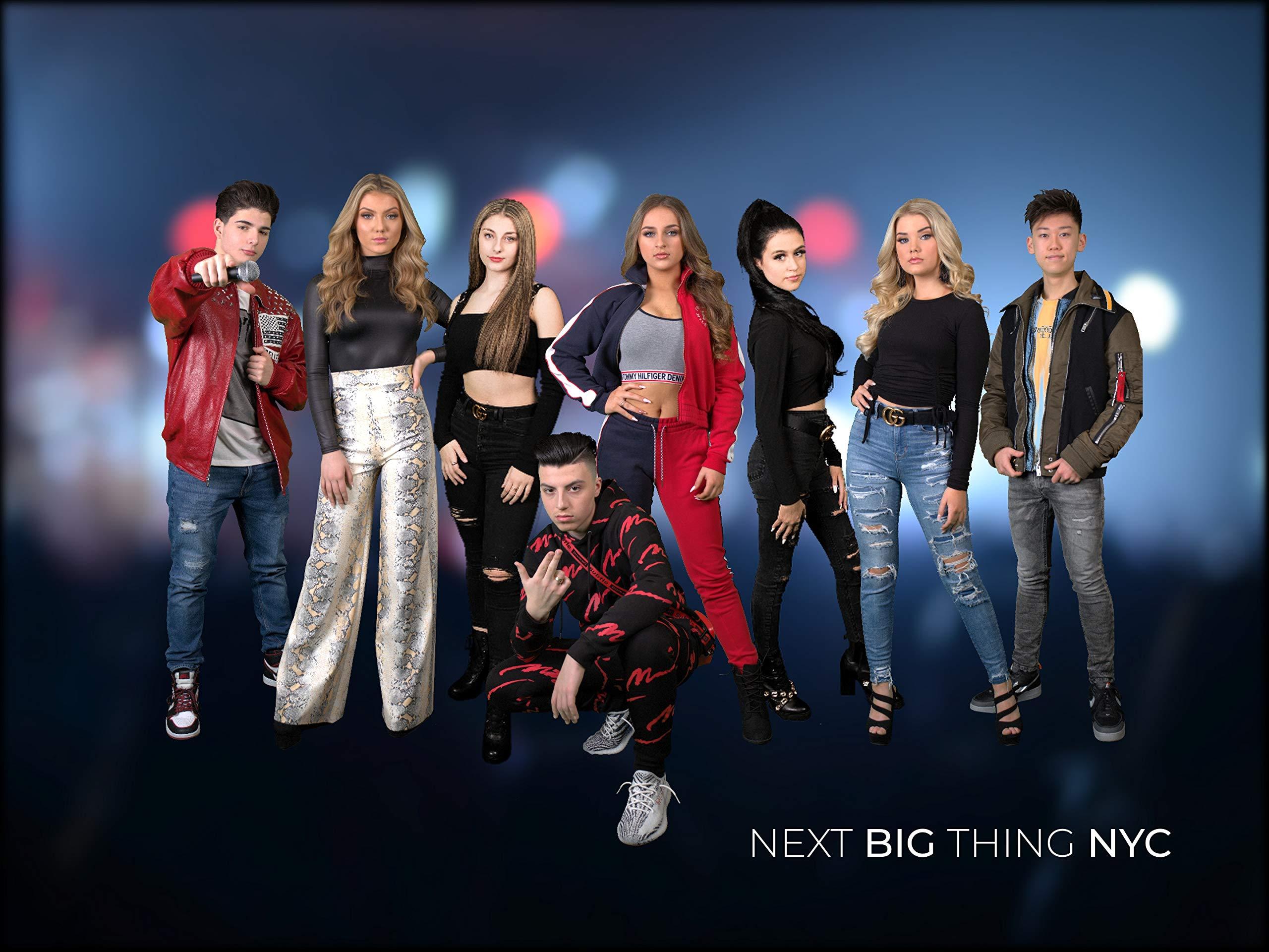 Next Big Thing NYC on Amazon Prime Video UK