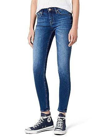 Lee Scarlett Jeans Vaqueros Skinny para Mujer