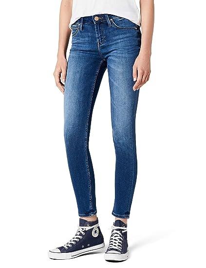 c1b8ece693e9ee Lee Women's Scarlett Skinny Jeans, (Midtown Blues Haoe), W24/L29 (