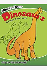 How to Draw Dinosaurs (Dover How to Draw) Paperback