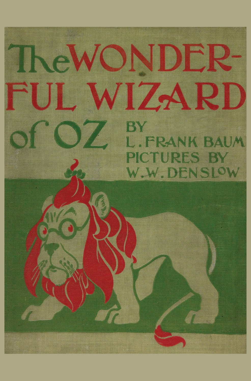 JP London Mural Vintage Wizard of Oz at 2 Wide by 3 feet high SPMUR2466 Fully Removable Peel and Stick Wall Art