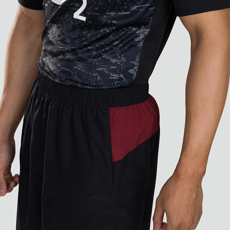 Canterbury Mens England Vapodri Woven Gym Shorts Black L