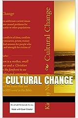 Cultural Change Kindle Edition