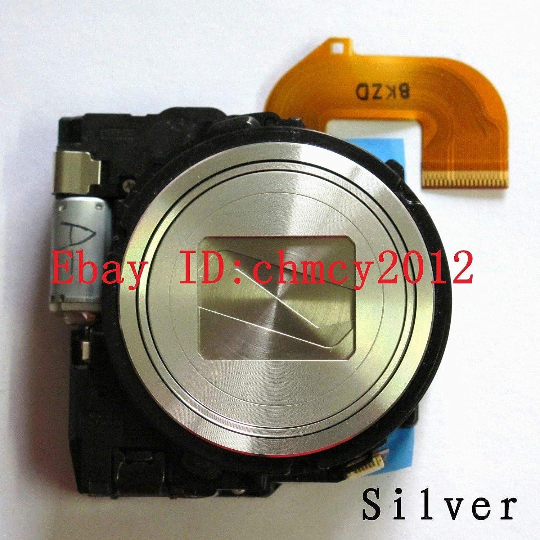 FidgetGear SONY DSC-WX300 DSC-WX350デジタルカメラ用新レンズズームリペアパーツシルバー   B07RQGXJR3