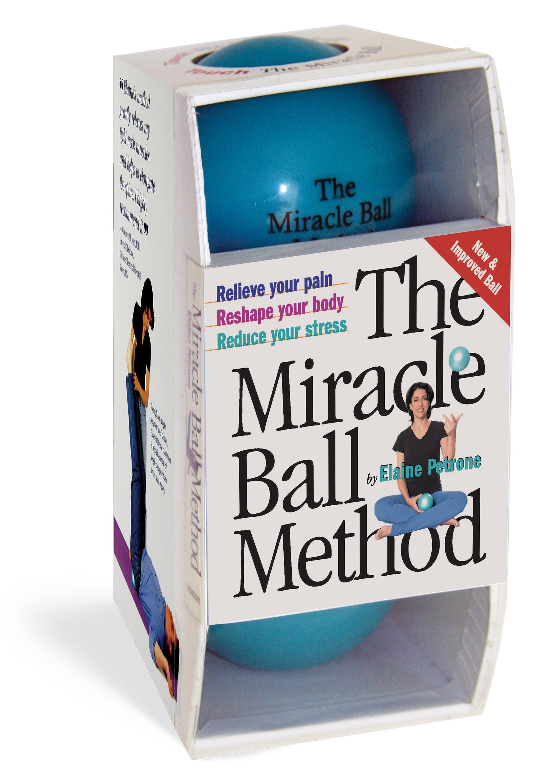 Miracle Ball Method Relieve Included product image