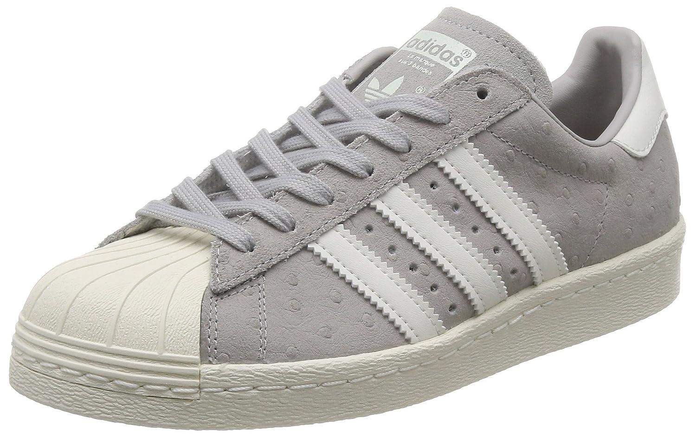 adidas superstar 80 'formatori grey 6 uk: scarpe e borse