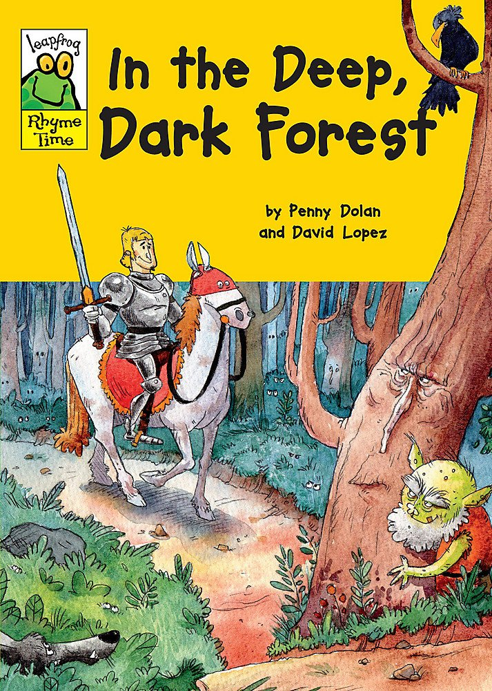 Download Leapfrog Rhyme Time: In the Deep Dark Forest pdf epub