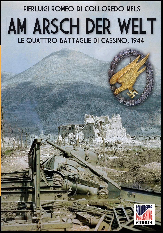 Am Arsch der Welt: Le quattro battaglie di Cassino, 1944: Volume 43 Copertina flessibile – 28 lug 2018 Soldiershop 8893273594 Italy HISTORY / Europe / Italy