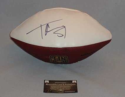 0c2418bd2 Image Unavailable. Image not available for. Color  Terrell Owens Autographed  ...