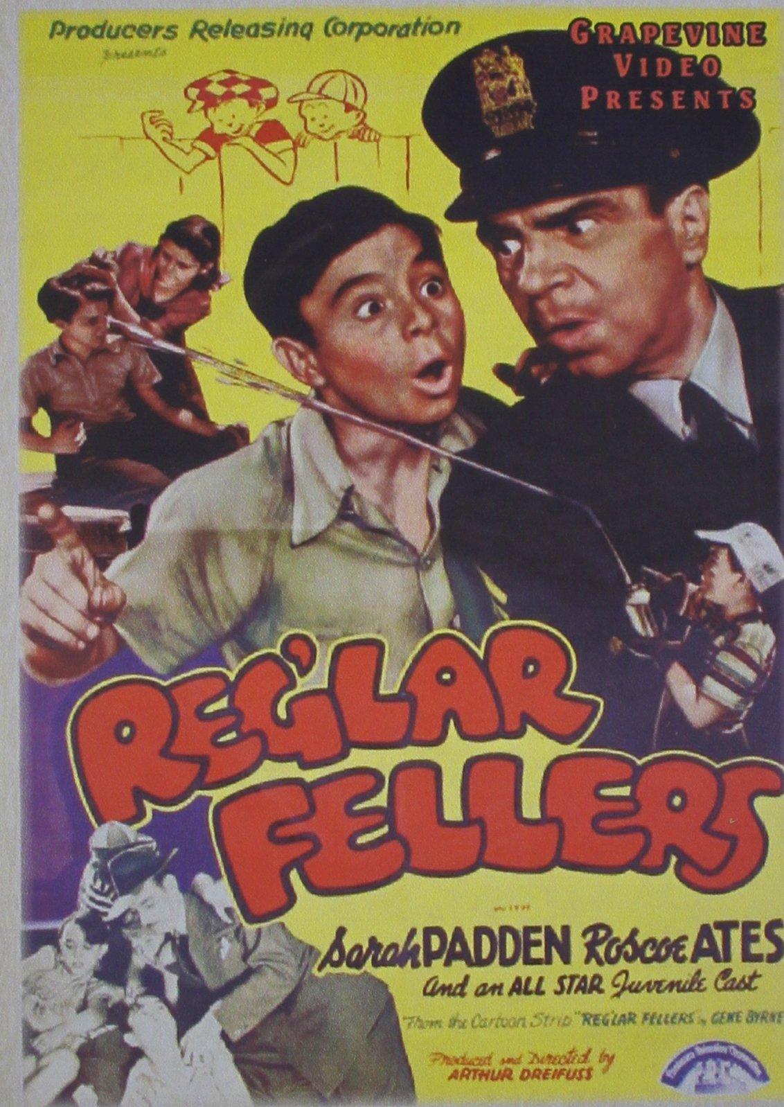 DVD : Regular Fellers 1941 (DVD)
