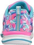 Skechers Kids Girls' Jumpin' Jams Sneaker,neon