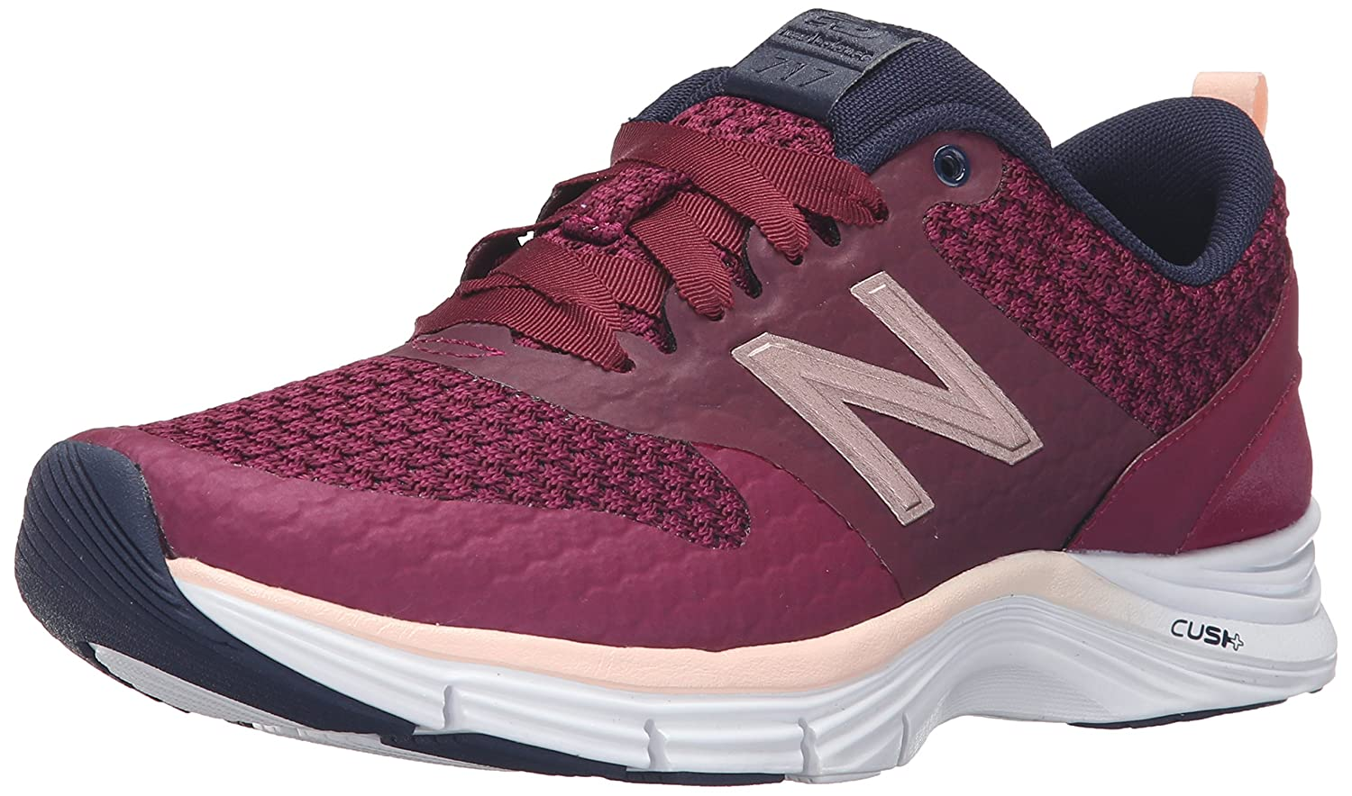 Amazoncom  New Balance Womens 717v2 Training Shoe  Fitness   CrossTraining