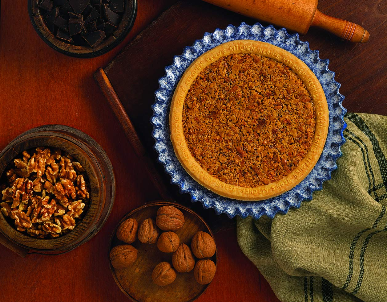 Derby-Pie chocolate nut pie - 4th Generation Family Owned Business - Shipped Frozen - Fully Baked - Serves 8