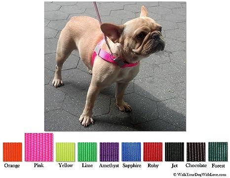 Walk tu Perro con Amor sportso Doggo no-Pull arnés para Perros, 5 ...