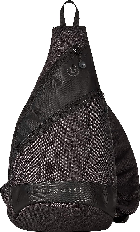Bugatti Universum Sling Bag Rucksack Brust Schulter Tasche 10 Zoll Tabletfach